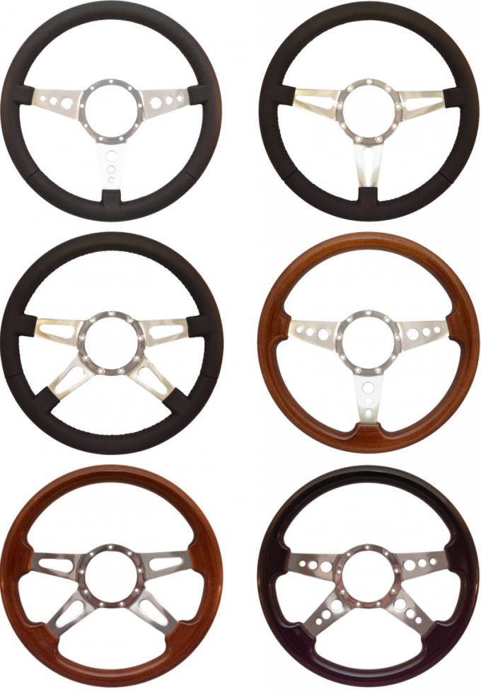 Nova Volante S9 Sport Steering Wheel Kit, 1969-1974