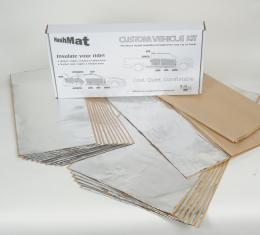 HushMat Mercury Cougar 1967-1970   Sound and Thermal Insulation Kit 61567