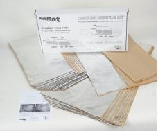 HushMat  Sound and Thermal Insulation Kit 62802