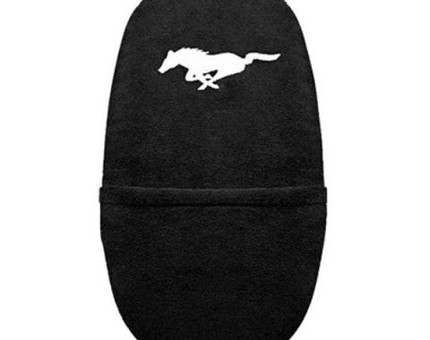 Seat Armour Ford Mustang 1994-2004,  Konsole Cover™ with Pocket, Black, KAMUSB94-04