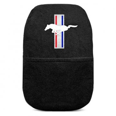 Seat Armour Ford Mustang 2005-2009,  Konsole Cover™ with Pocket, Black, KAMUBB05-09