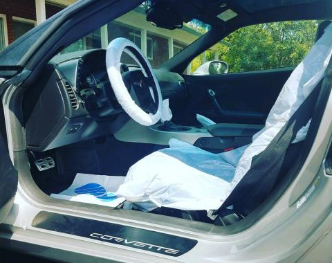 5 Piece Interior Cover Up Kit