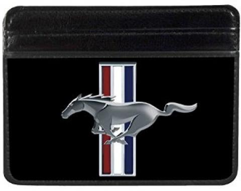 Mustang Weekend Wallet with Pony & Bars