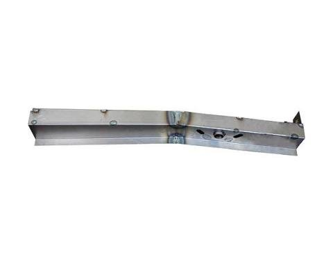 Rear Frame Rail - 2-Piece Welded Construction - All Body Styles Except Station Wagon - Left