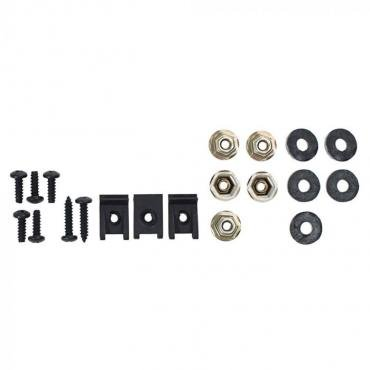 Ford Mustang Mounting Kit, Dash Pad & Support, 1971-1973