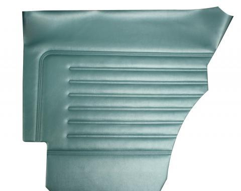 Distinctive Industries 1968-69 Torino Fastback Rear Quarter Panels 103903