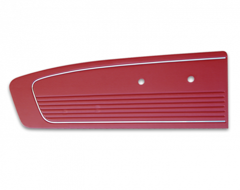 Distinctive Industries 1966 Mustang Standard Front Door Panels 067983
