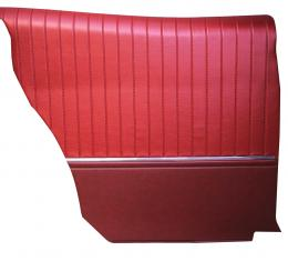 Distinctive Industries 1967 Galaxie 500 & XL Hardtop Rear Quarter Panels 102283