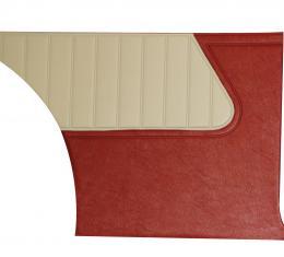 Distinctive Industries 1962-63 Falcon Standard/Deluxe 2 Door Rear Quarter Panels (no mylar) 103048