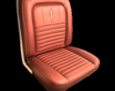 Distinctive Industries 1967 Fairlane 500 XL & GT & Ranchero Front Bucket Seat Upholstery 100651