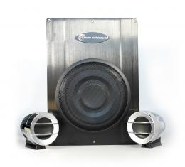 Custom Autosound System 1 Amplified Speaker System