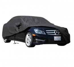 FORD TRUCK Breathable Pro Series Car Cover, Black, 2015
