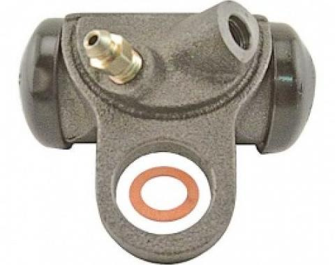 Ford Thunderbird Front Brake Wheel Cylinder, Left, 1-3/32 Bore, 1959-60