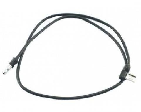 Ford Thunderbird Horn Feed Wire, PVC Wire, 22 Long, 1959