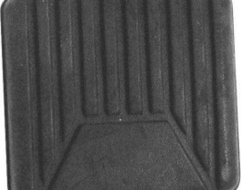 Ford Thunderbird Emergency Brake Pedal Pad, Rubber, 1961-64