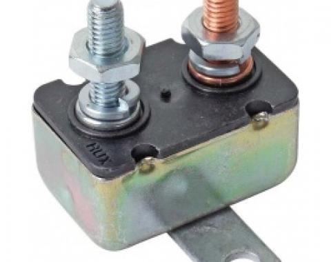 Ford Thunderbird Circuit Breaker, 30 amp, 1961-62