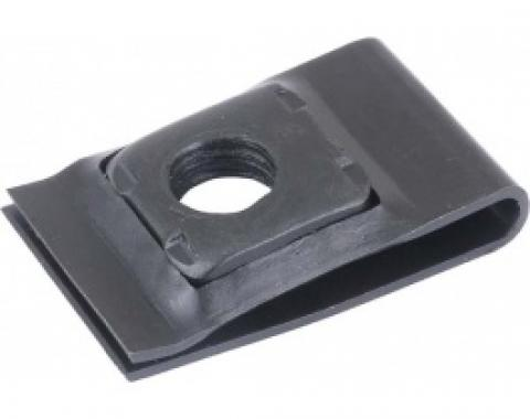 Ford Thunderbird Fan Shroud Retainer Nut, 5/16-24, For Cars With Air Conditioning, 1961-66