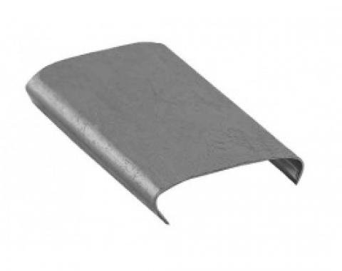 Ford Thunderbird Windshield Outer Moulding Joint Cover, 1956-57