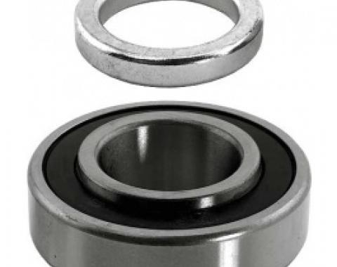 Ford Thunderbird Rear Wheel Bearing, Stamped 88128, 1-17/32 ID X 3-5/32 OD, 1955-66