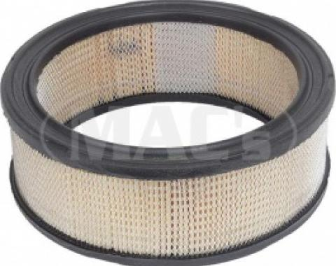 Air Filter, Dry Replacement, 1955-1956
