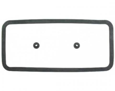 Ford Thunderbird Valley Pan Gasket Set, Rubber, Includes Grommets, 292 & 312 V8, 1955-57