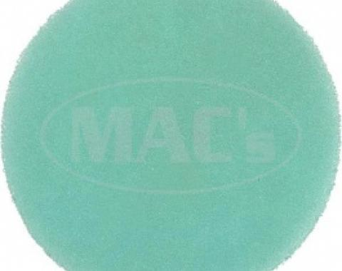 Ford Thunderbird Air Filter, Foam, For Booster Control Valve Inlet, 1955-57