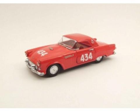 Thunderbird Model, #434 Racecar, Die-Cast, 1:43 Scale, 1955