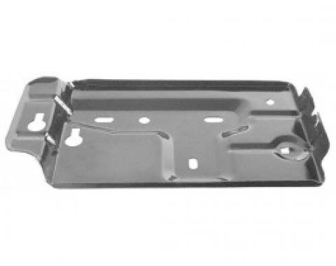 Ford Thunderbird Battery Tray, Before 12-1-1965, For Use With Bottom Hold-Down Clamp, 1961-66