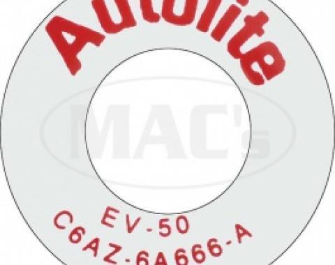 429 Pvc Ring Autolite, 1968-1969 Thunderbird