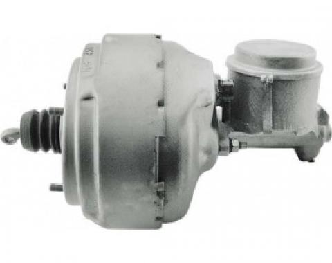 Ford Thunderbird Power Brake Booster, Remanufactured, With Master Cylinder, 1965