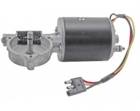 Ford Thunderbird Power Window Motor, Left Front Window, Does Not Include Gear, 1965-66