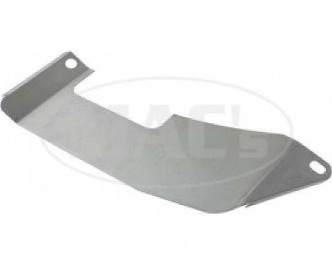 Ford Thunderbird Trans Splash Shield, For Linkage, Ford-O-Matic Air Cooled Trans, 1955-56