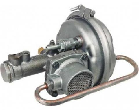 Ford Thunderbird Power Brake Booster, Rebuild And Return, 1955-57