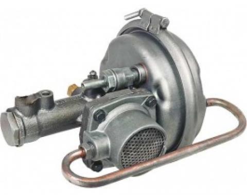 Ford Thunderbird Power Brake Booster, Rebuild And Return, 1955-57