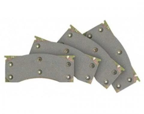 Ford Thunderbird Disk Brake Pad Set, 1965-66