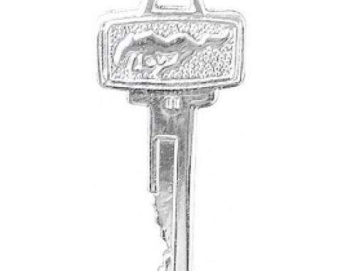 Hat Pin, 1964-66 Pony Key
