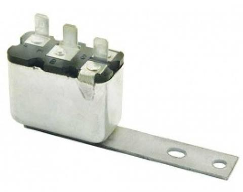 Ford Thunderbird Convertible Top Relay, Right, 3-contact Posts, 1960