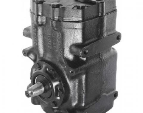 Ford Thunderbird Air Conditioner Compressor, Remanufactured, Tecumseh, Cast Iron Case, 1958-62