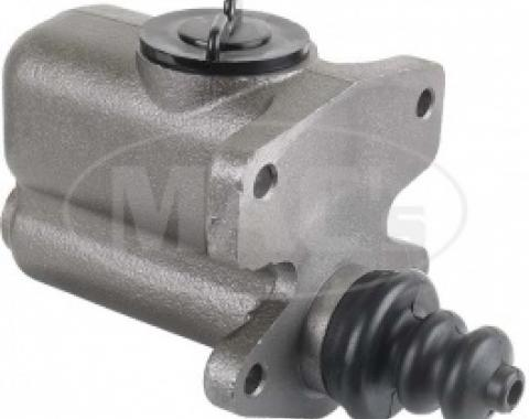 Ford Thunderbird Master Cylinder, New, 1 Bore, Attaches With 4 Bolts, 1955-1960