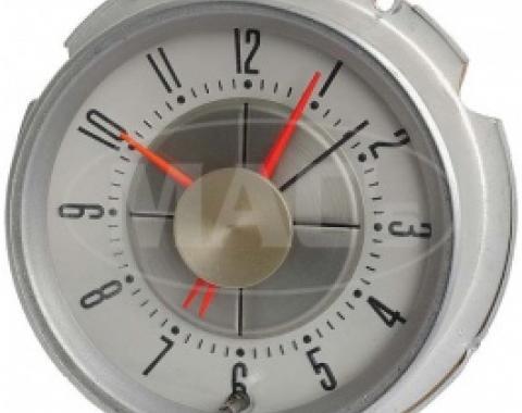 Clock With Quartz Conversion