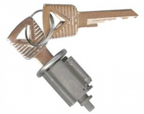 Ford Thunderbird Ignition Switch Cylinder, Includes 2 Keys, 1961-64