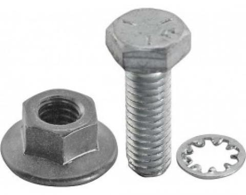 Ford Thunderbird Export Brace Hardware Kit, Firewall To Shock Tower, 1961-63