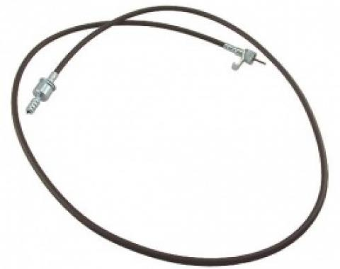 Ford Thunderbird Speedometer Cable Housing & Core, 60 Long, 1957-60