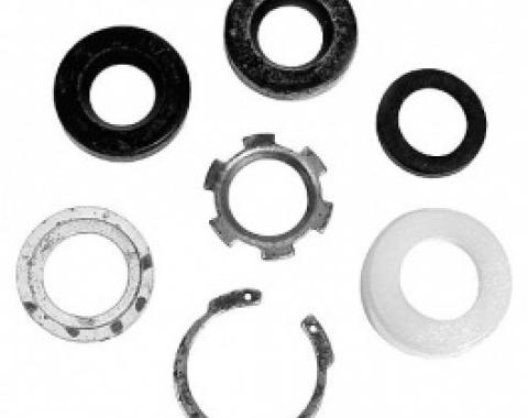 Ford Thunderbird Power Cylinder Rod End Seal Kit, 7 Piece Kit, 1957-60