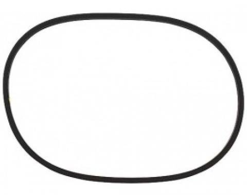 Ford Thunderbird Rear Axle Pinion Bearing Retainer O Ring, 4-3/4 ID, Genuine Ford, 1957-66