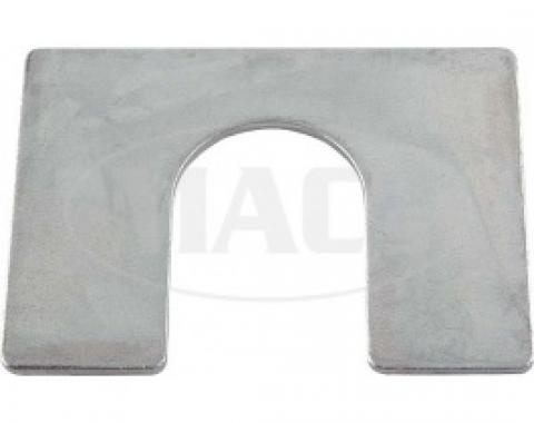 Ford Thunderbird Body To Frame Mounting Shim, 1/16 Thick, 1955-57