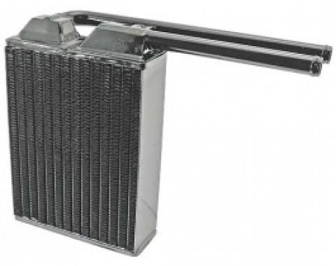 Ford Thunderbird Heater Core, 2 Long Pipes, Without Air Conditioning, 1964-66