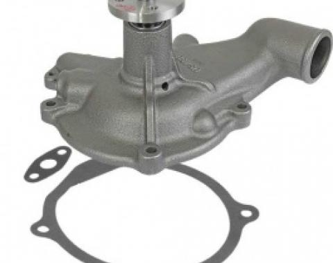 Ford Thunderbird Water Pump, Rebuilt, Includes Pump To Spacer Gasket, 1955-57