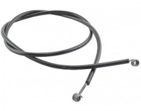 Ford Thunderbird Heater Control Cable, Off & Heat, 1959-60