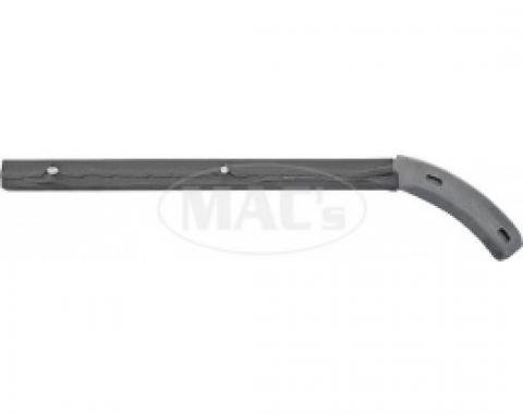 Ford Thunderbird Soft Top Side Rail Seal, Left Front, 1955-57